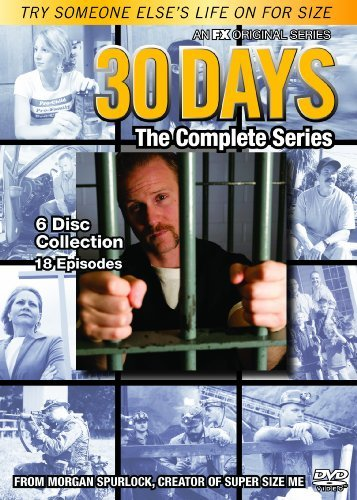 30 Days 30 Days Complete Series Ws Nr 6 DVD