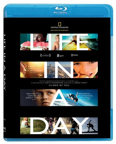 Life In A Day Life In A Day Blu Ray Ws Pg13