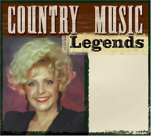 Brenda Lee Country Music Legends 2 CD Set