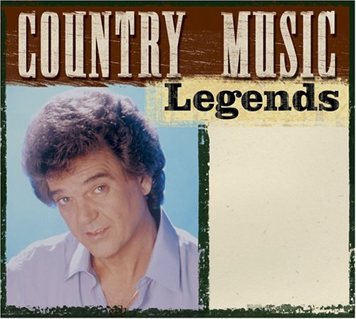 Conway Twitty Country Music Legends 2 CD Set