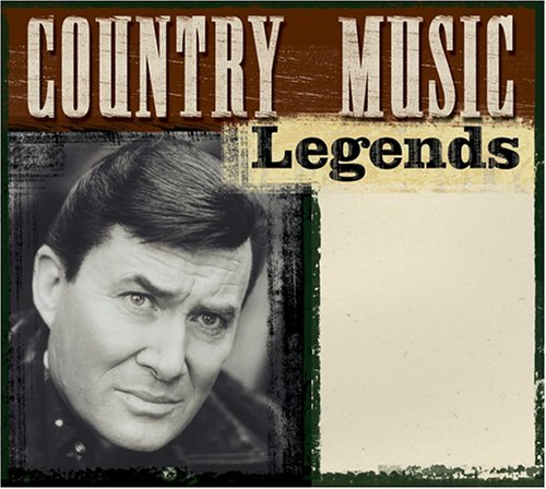Don Gibson Country Music Legends 2 CD Set