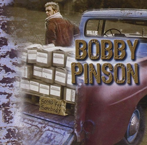 Bobby Pinson Songs For Somebody Import Eu