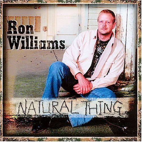 Ron Williams Natural Thing