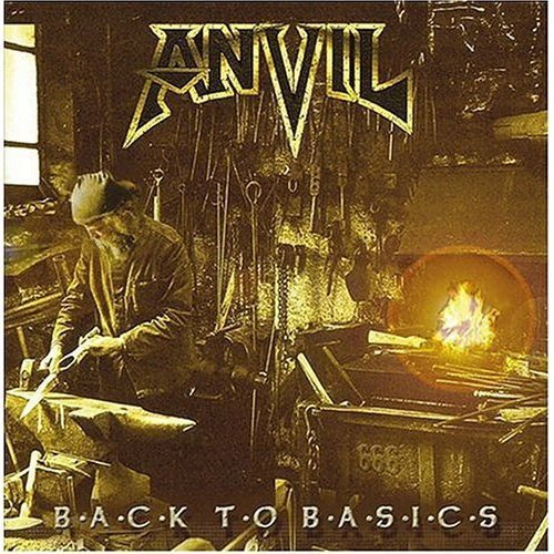 Anvil Back To Basics Special Ed. Incl. Bonus DVD
