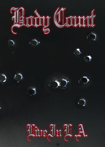 Body Count Live In L.A. Explicit Version 2 DVD