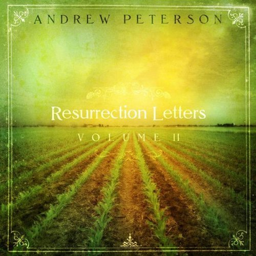 Andrew Peterson Vol. 2 Resurrection Letters Import Gbr
