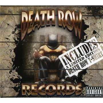Ultimate Death Row Box Set Ultimate Death Row Box Set Explicit Version 4 CD