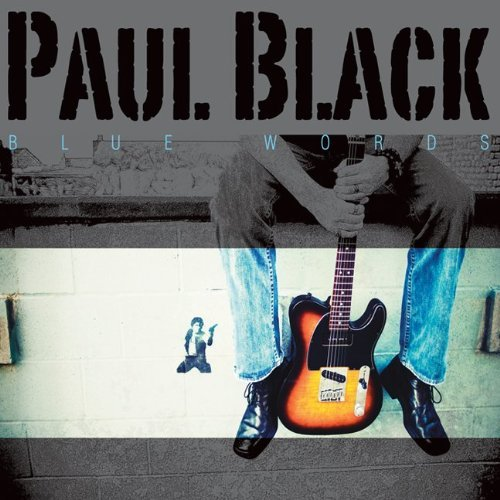 Paul Black Blue Words