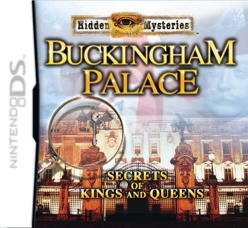 Nintendo Ds Hidden Mysteries Buckingham Palace