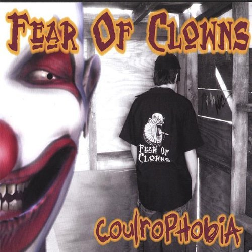 Fear Of Clowns Coulrophobia