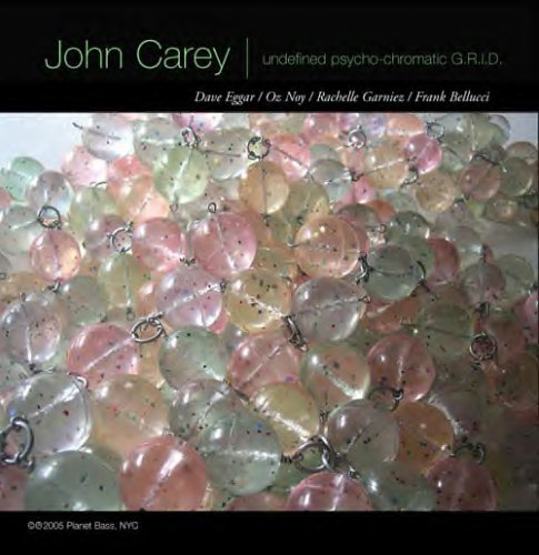 John Carey Undefined Psycho Chromatic G.R