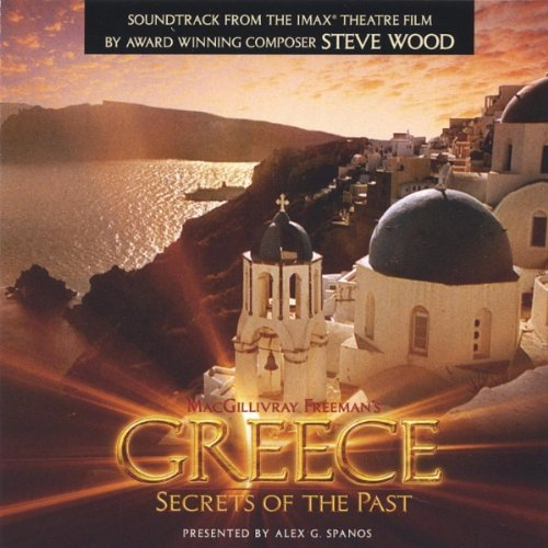 Steve Wood Greece Secrets Of The Past