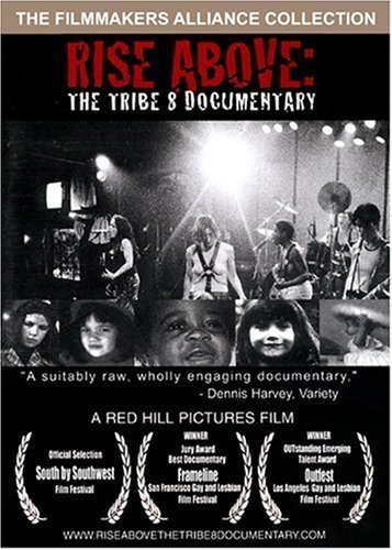 Rise Above The Tribe 8 Docume Rise Above The Tribe 8 Docume Clr Nr