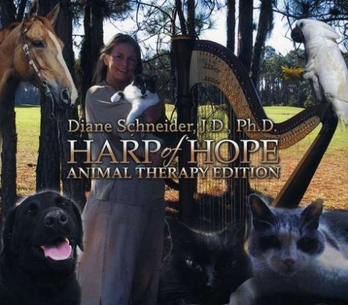 Diane Schneider Harp Of Hope Animal Therapy Ed