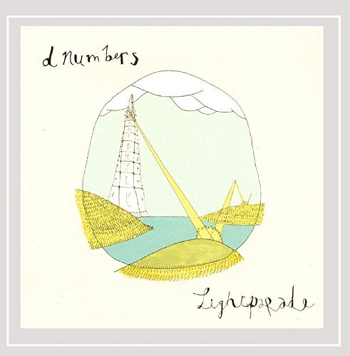 D Numbers Lightparade