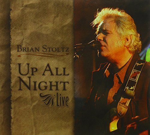 Brian Stoltz Up All Night Live 2 CD Set