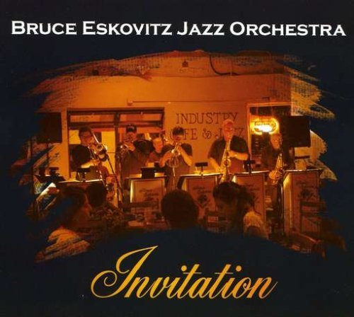 Eskovitz Bruce Jazz Orchestra Invitation