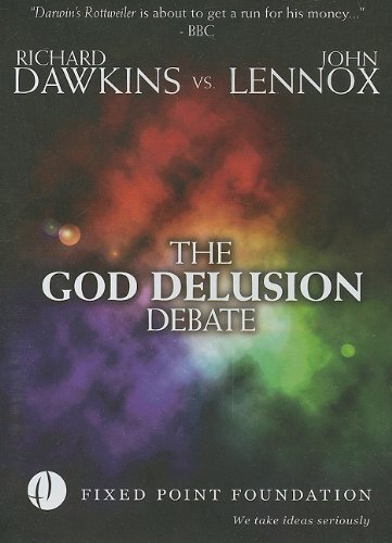 Richard & John Lennox Dawkins God Delusion Debate Nr