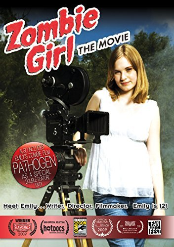 Zombie Girl The Movie Marshall Aaron This Item Is Made On Demand Could Take 2 3 Weeks For Delivery