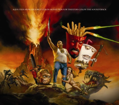 Aqua Teen Hunger Force Soundtrack Explicit Version