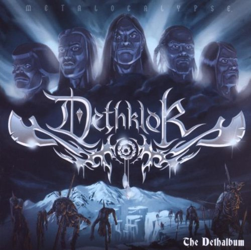 Metalocalypse Dethklok Dethalbum Explicit Version