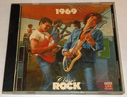 1968 (time Life Music Classic Rock) 1969 (time Life Music Classic Rock)