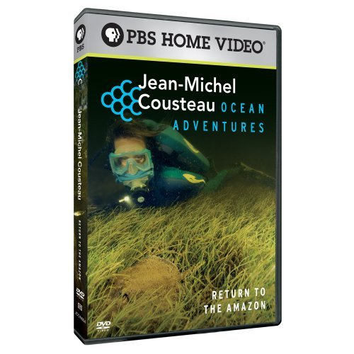 Ocean Adventures Return To The Cousteau Jean Michel Ws Nr