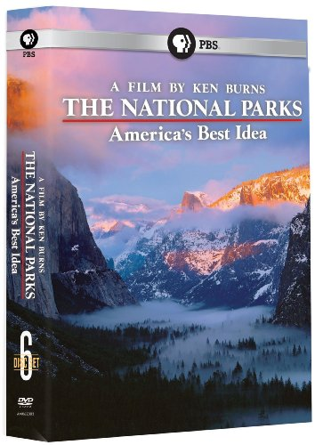 National Parks America's Best Idea Ken Burns DVD Nr 6 DVD