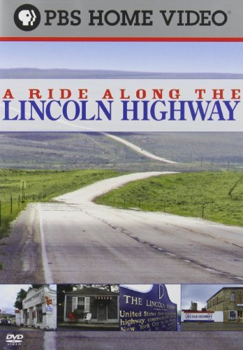 Ride Along The Lincoln Highway Sebak Rick Nr