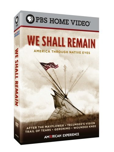 We Shall Remain American Experience Ws Nr 3 DVD