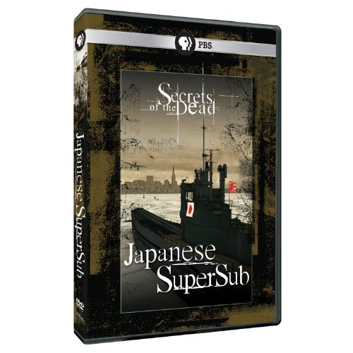 Secrets Of The Dead Japanese Supersub Ws Nr