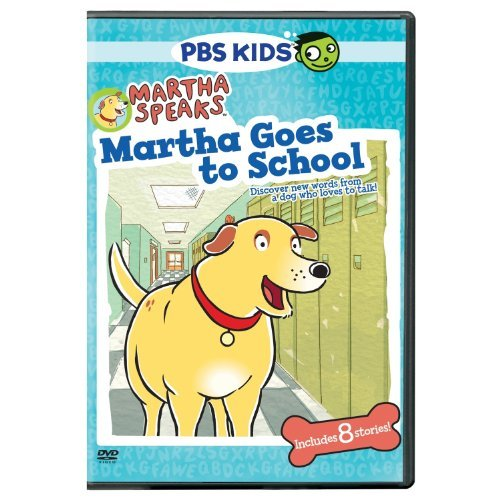 Martha Goes To School Martha Speaks Ws Nr