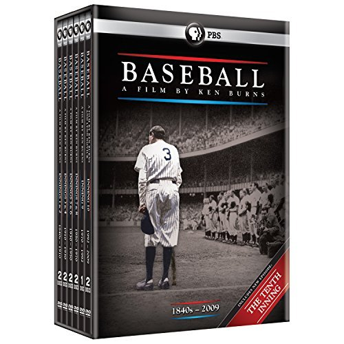 Baseball Ken Burns DVD Nr 11 DVD