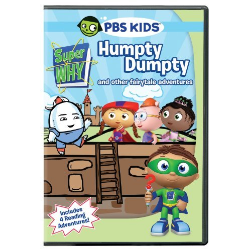 Humpty Dumpty & Other Fairytal Super Why! Ws Nr