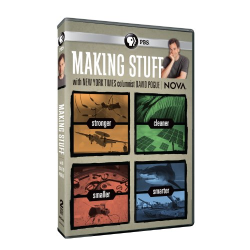 Nova Nova Making Stuff Ws Nr 2 DVD