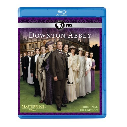 Downton Abbey Series 1 Blu Ray Nr Ws