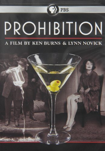 Prohibition Ken Burns DVD