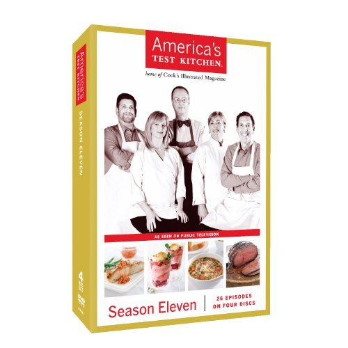 America's Test Kitchen America's Test Kitchen Season Season 11 Nr 4 DVD
