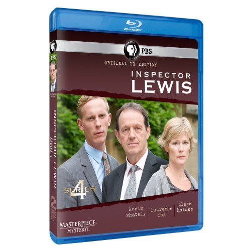 Inspector Lewis Set 4 Ws Blu Ray Nr 2 DVD