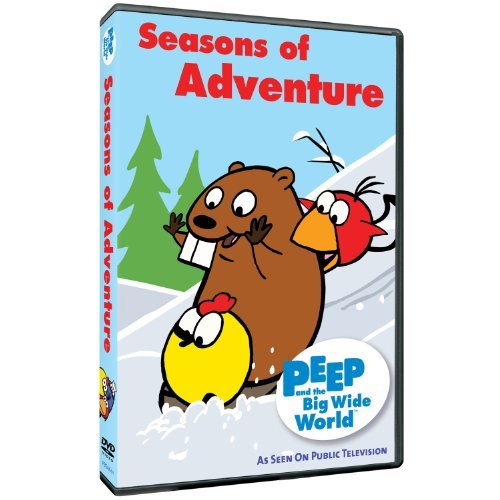 Peep & The Big Wide World Seasons Of Adventure DVD Nr