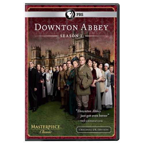 Downton Abbey Season 2 DVD Nr