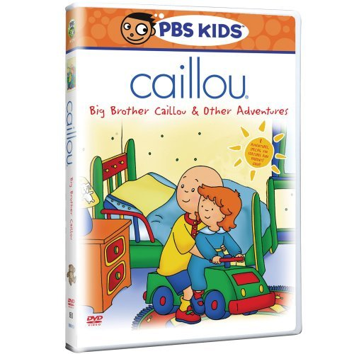 Big Brother Caillou & Other Ad Caillou Nr