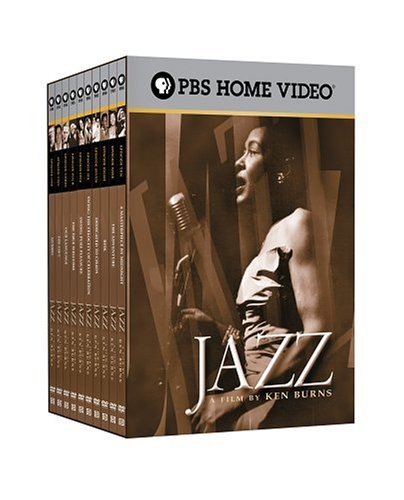 Jazz Ken Burns DVD 10 DVD