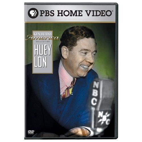 Huey Long Ken Burn's America Collection Clr Bw Ws Nr