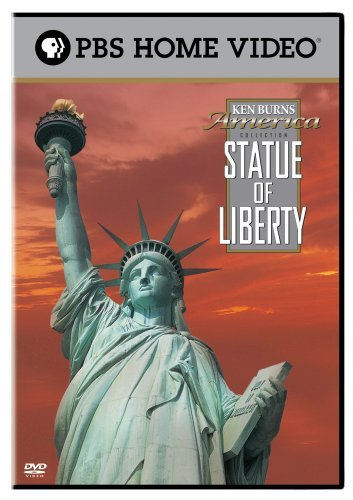 Statue Of Liberty Ken Burn's America Collection Clr Bw Nr