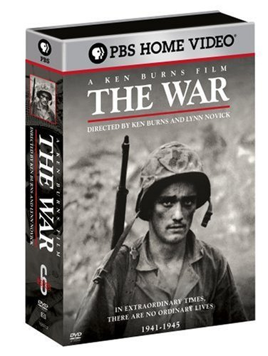 The War Ken Burns DVD