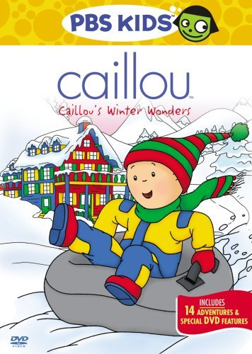 Caillou Caillou's Winter Wonders DVD Nr