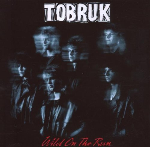 Tobruk Wild On The Run Import Gbr 2 CD Set