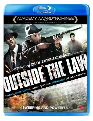 Outside The Law Debbouze Bouajila Zem Blu Ray Ws Fra Lng Eng Sub Nr