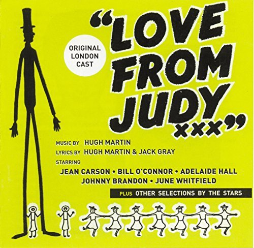 Love From Judy Original London Cast